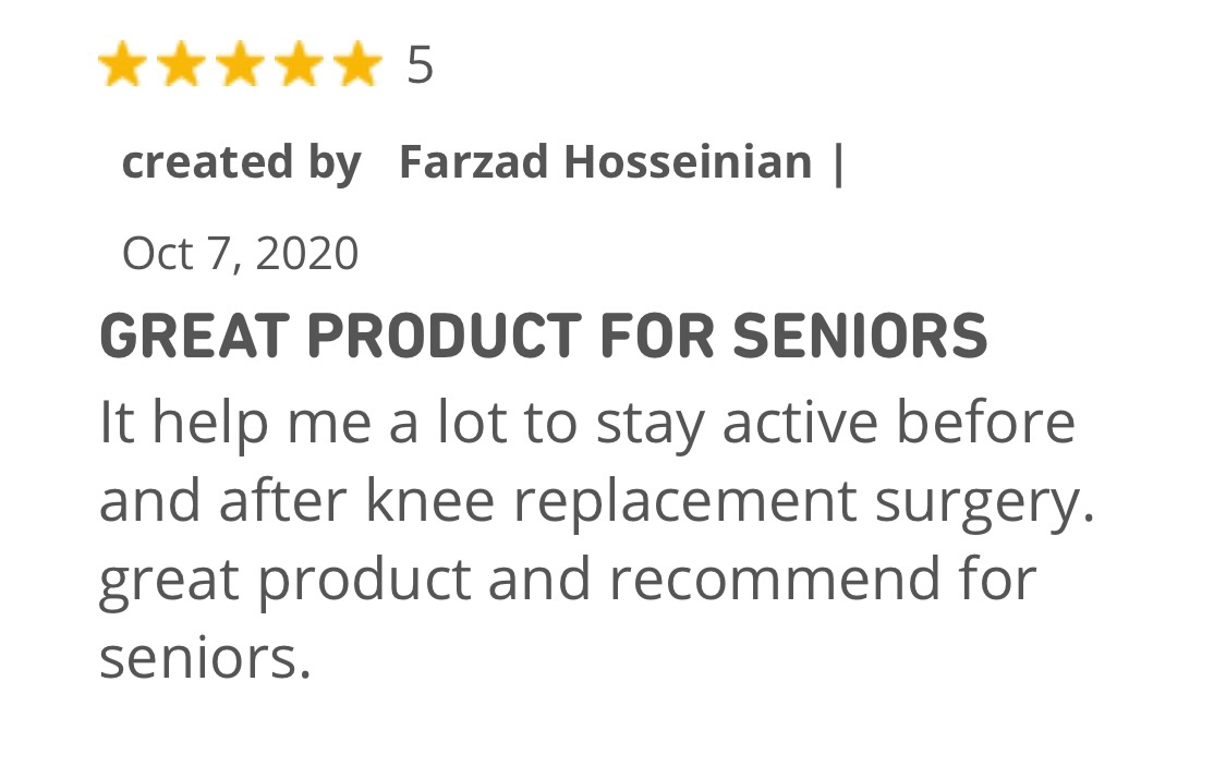 Review for Bauerfind Knee Brace